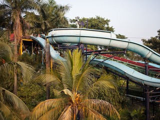 Water Park / Kolkata / India